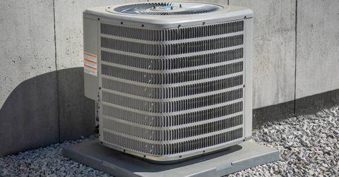 An image of an HVAC unit.
