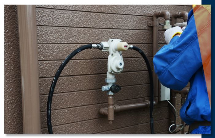 GAS HEATING OPERATION