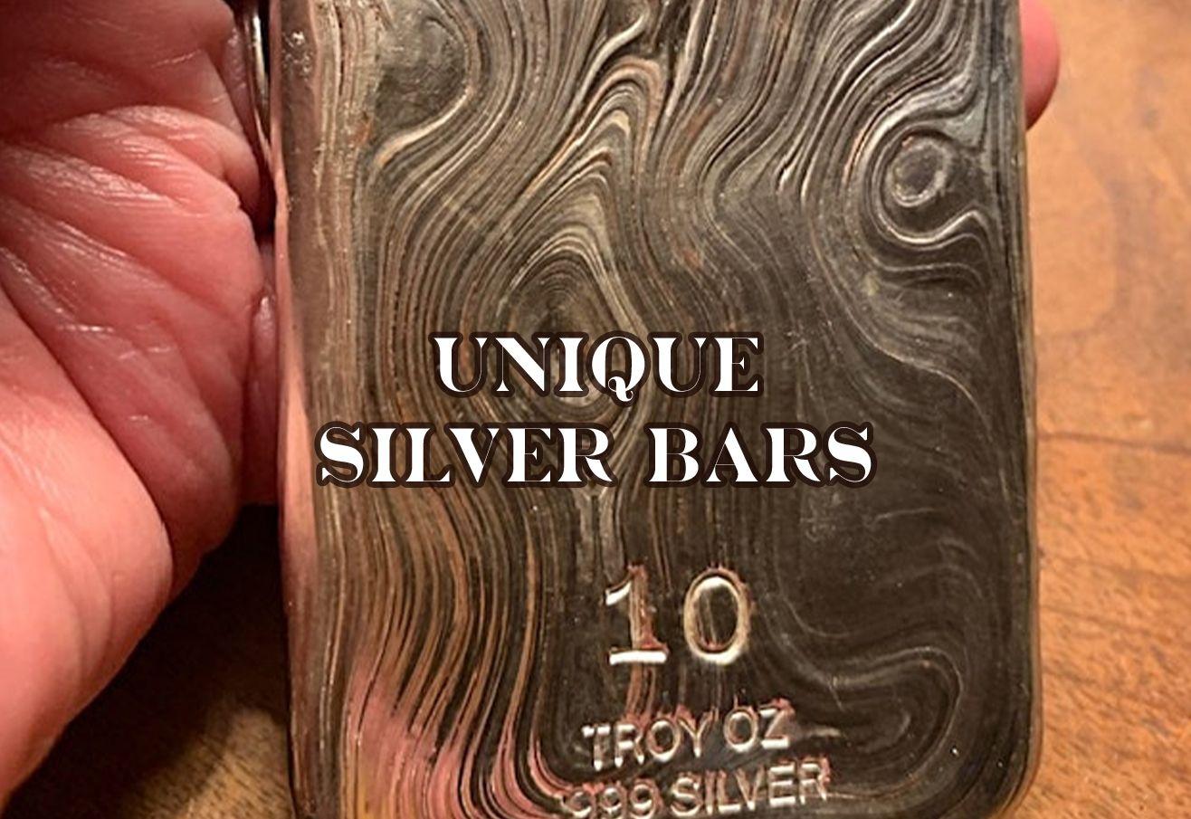 Unique Silver Bars