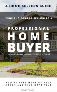 Professional Home Buyer Book Cover