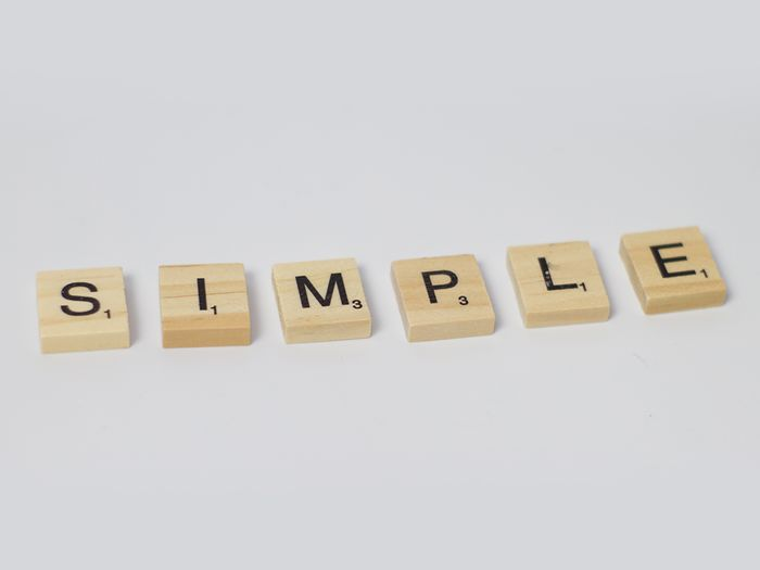 Simplicity is in our name!