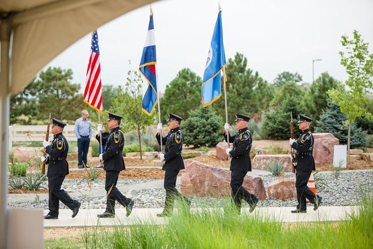 APD Honor Guard