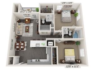 Incline-45-B3-Floor-Plan