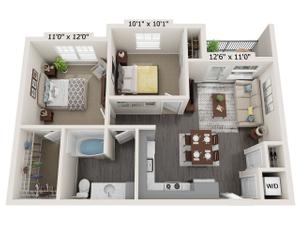 Incline-45-B1-Floor-Plan