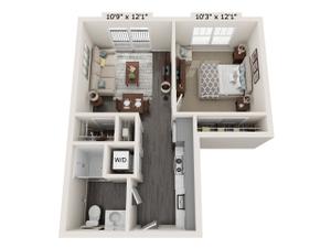 Incline-45-A1-Floor-Plan