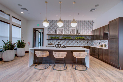 Incline Great Room Kitchen