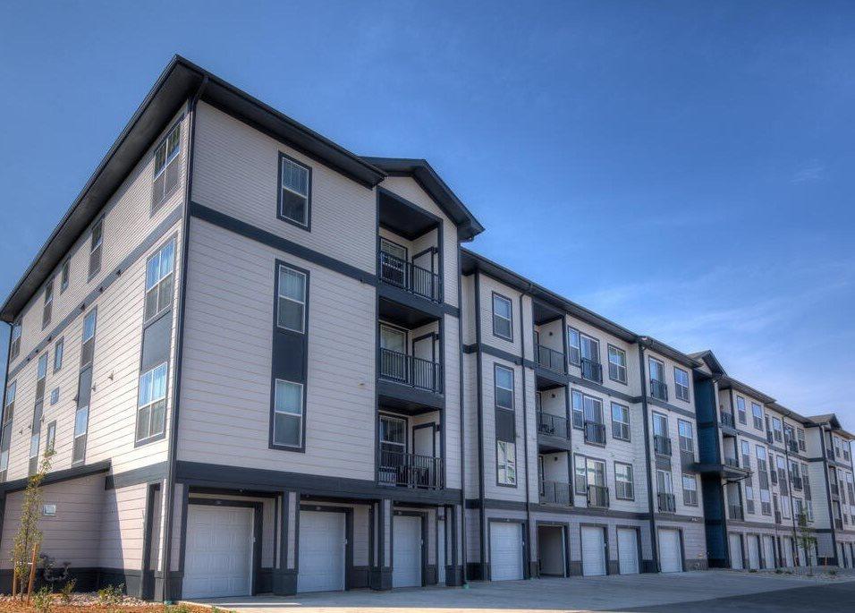 Incline apartments exterior
