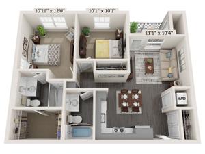 Incline-45-B2-Floor-Plan