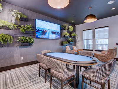 Incline Game Room