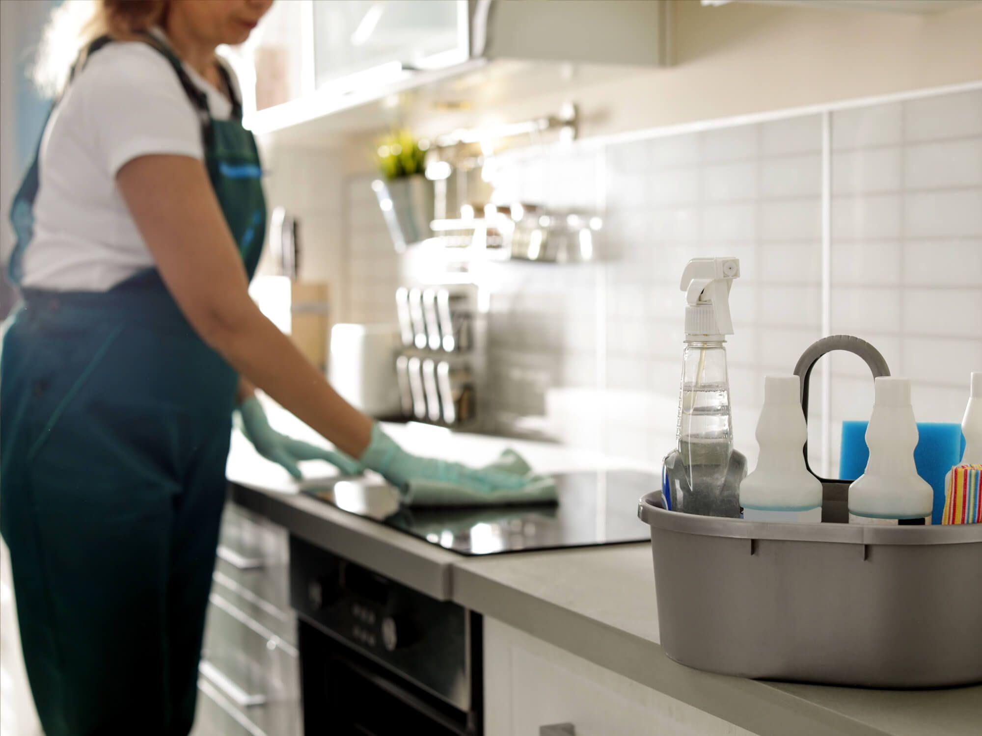 Bi-Weekly Housekeeping Hero Image