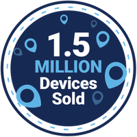 1.5 Million Devices Sold Badge