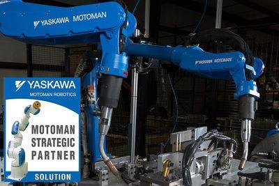Yaskawa Motoman Strategic Partner