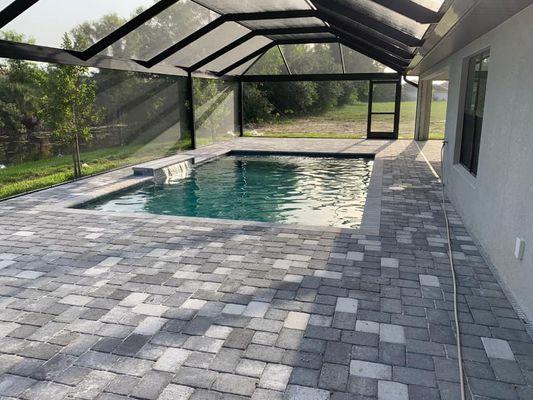 New pool, deck, screen.jpg
