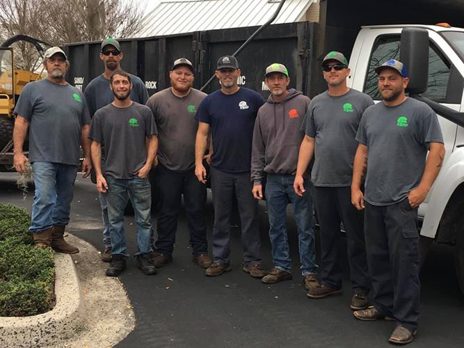 Meet the Rest of the Big Branch Tree Service Team!