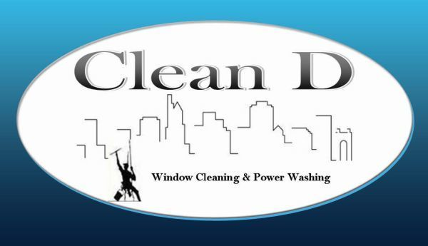 Commercial window cleaning contractor
