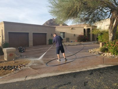 Pressure Washing by Clean D Power Washing