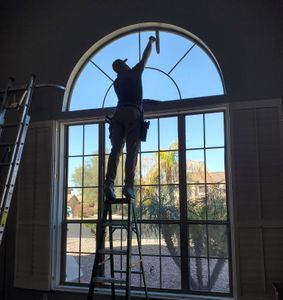 paradise valley window cleaing