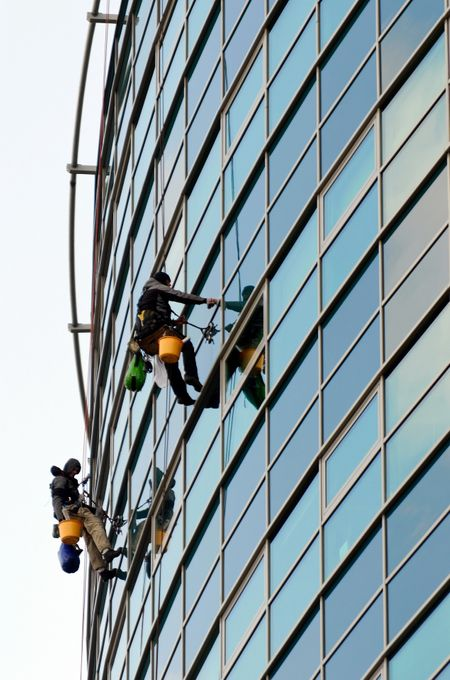 High Rise Window Cleaning Questions