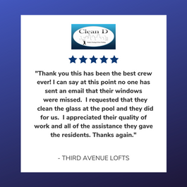 Window Cleaning Quotes