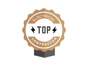 Trust Badge Top Electrical Contractor