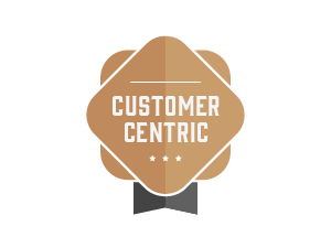 Customer Centric Trust Badge