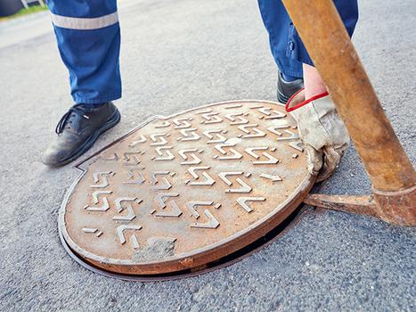 Sewer Line Repair