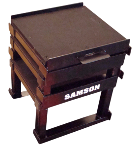 CUSTOM HEIGHT TECH BOX