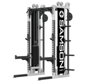 FUNCTIONAL TRAINING DOUBLE SIDED RACK