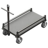 Cart Outside Wheels