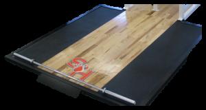 OLYMPIC PLATFORM 8'X8′ RED OAK