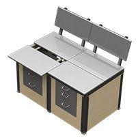 Custom Built Taping Table