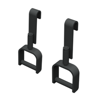 CHIN HANDLE ATTACHMENT ROTATING