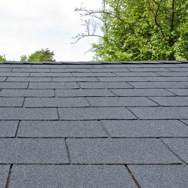 Inspected, professional roof installation
