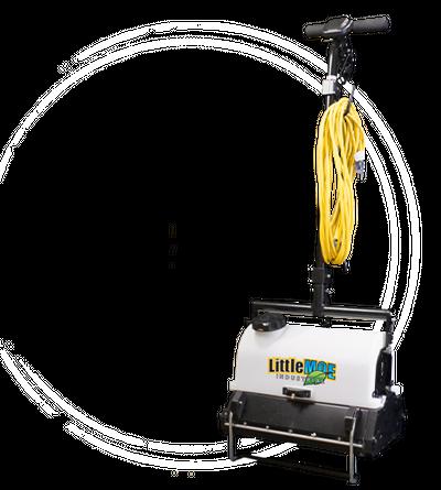 LittleMoe cleaning equipment