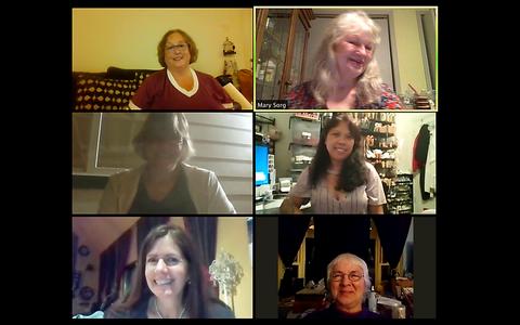 Mary Sorg's Group!