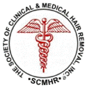 The society of clinical & medical hair removal badge