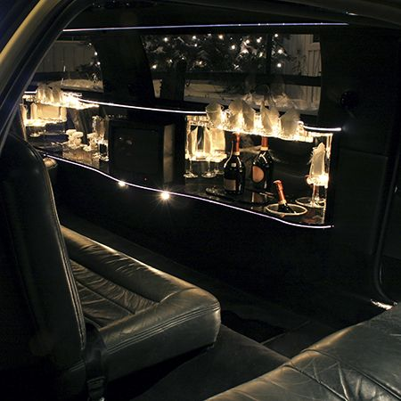 Luxury Limo Rental