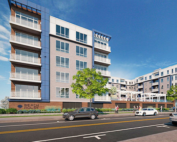 Baystone Revere Beach Apartments