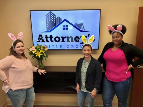 Attorney's Title Group Easter Photo number three