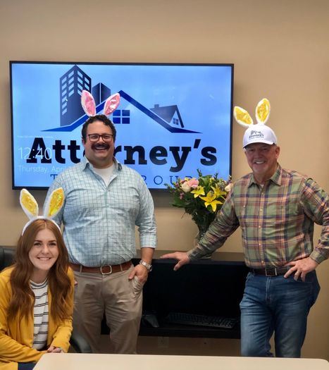 Attorney's Title Group Easter Photo 1