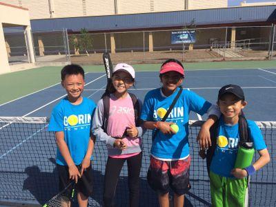 Newport Hills Junior Tennis Classes