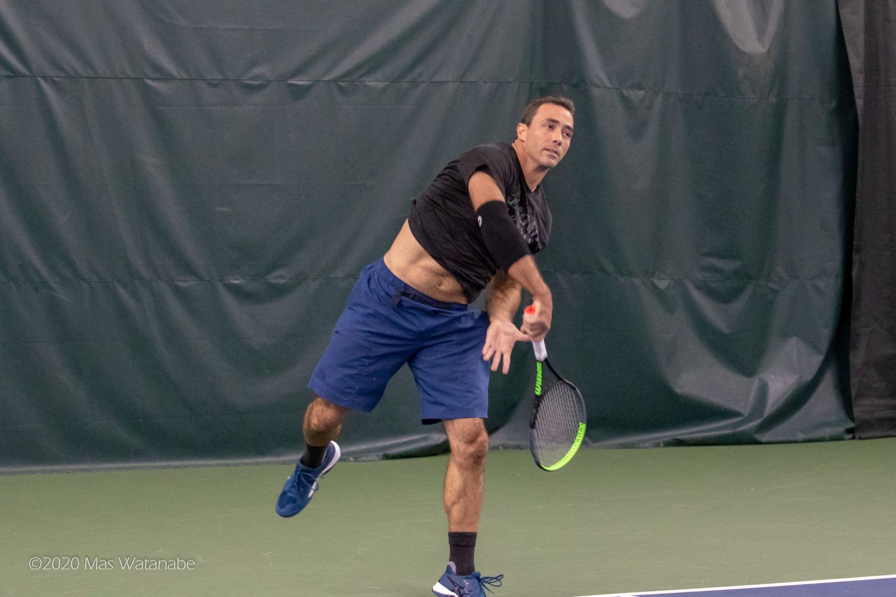 Gorin Tennis Redmond Adult Clinics