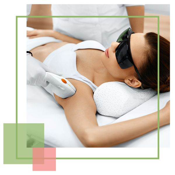 Laser Hair Removal Anywhere