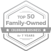 Top 50 Family Owned Colorado Biz