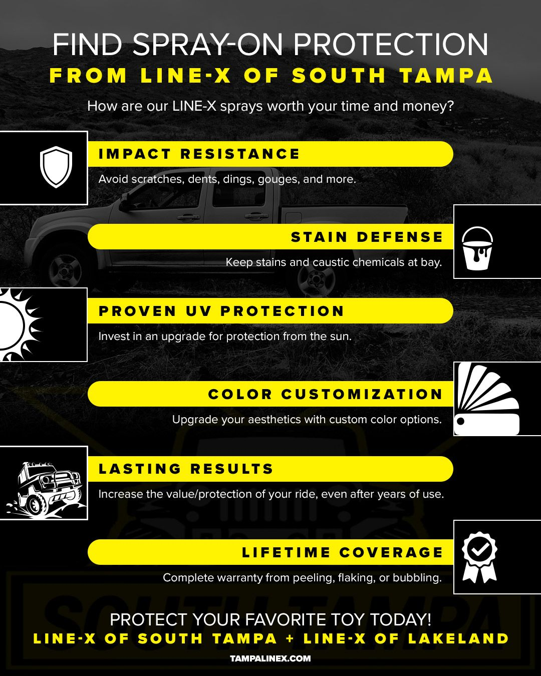 Find Spray-On Protection From LINE-X of South Tampa.jpg