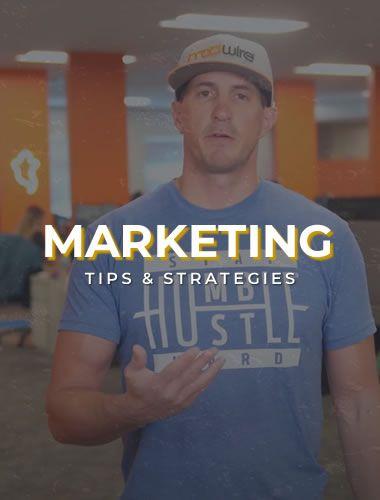 Marketing Tips & Strategies by JB Kellogg
