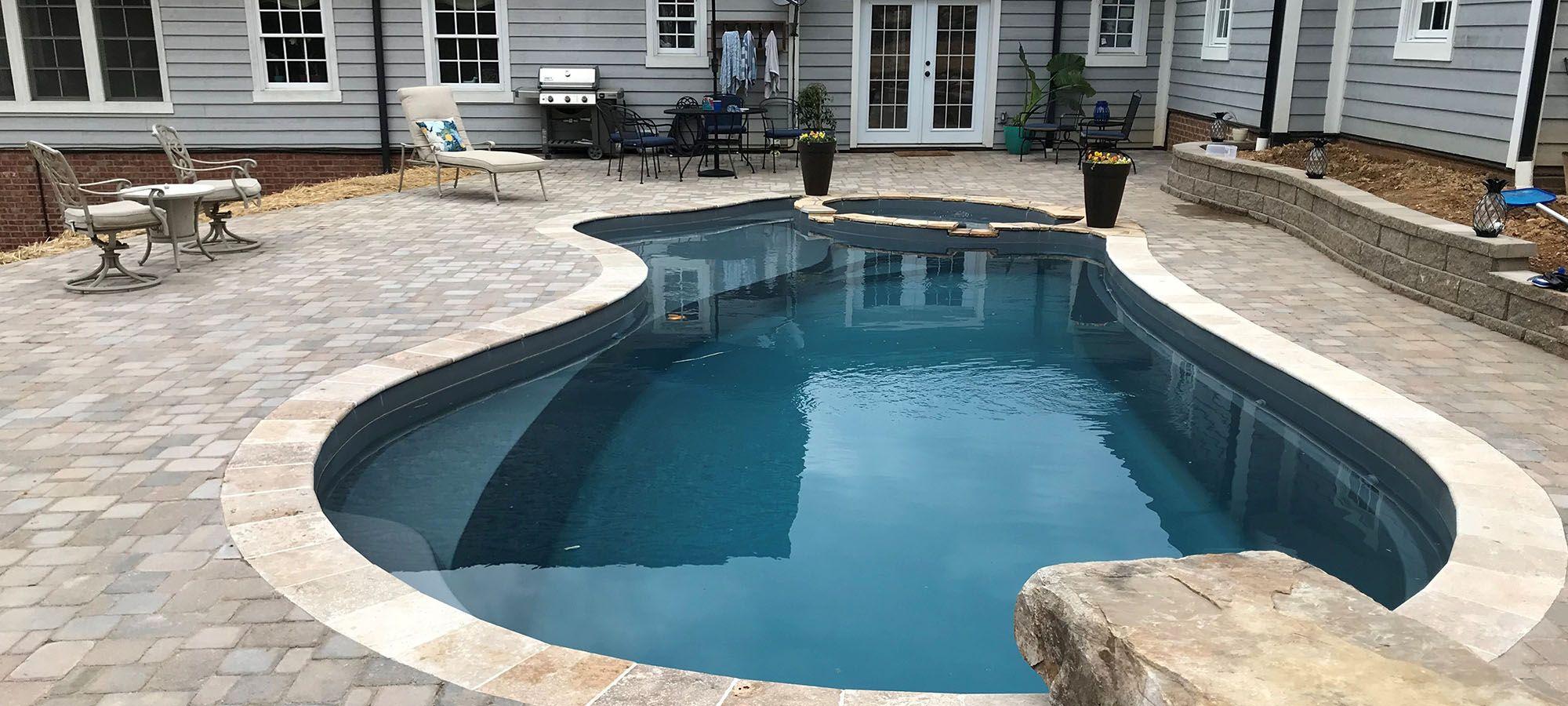 Brilliant Pool Designs