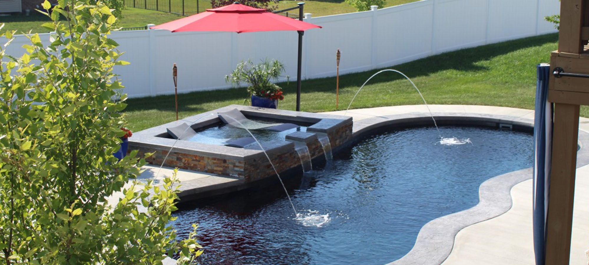 Fantasy Pool Designs