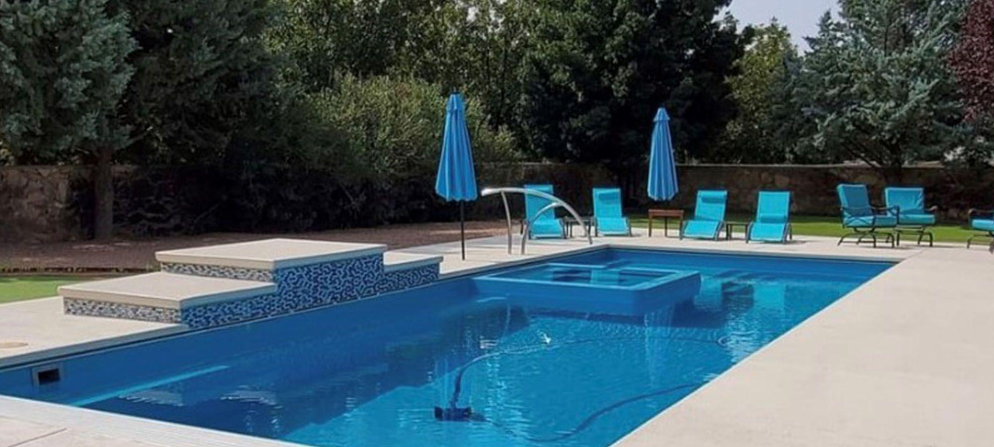 Exquisite Pool Designs