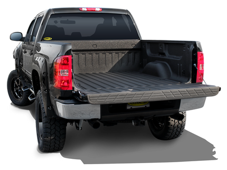 Truck With Bed Liner
